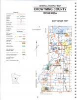 Map Image 043, Crow Wing County 2001